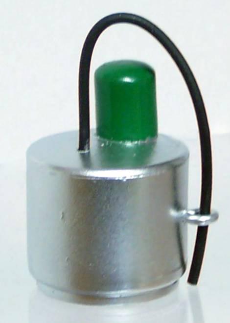 Baustellentankstelle oder Feldtankstelle genannt fertig gebaut in grün jedes Modell ein Unikat