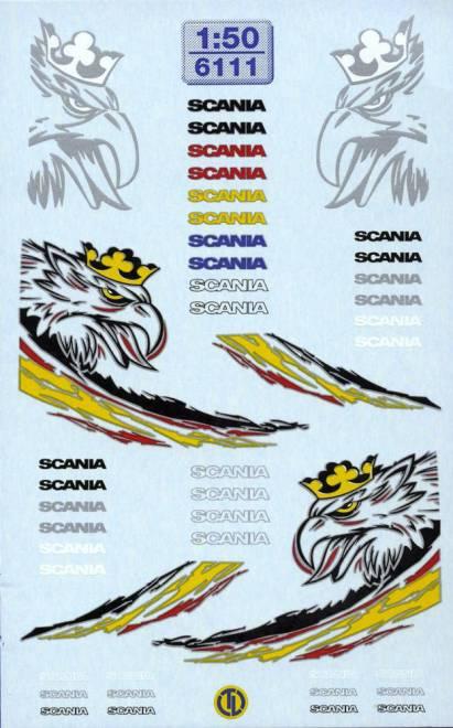 Scania-FH Dekore