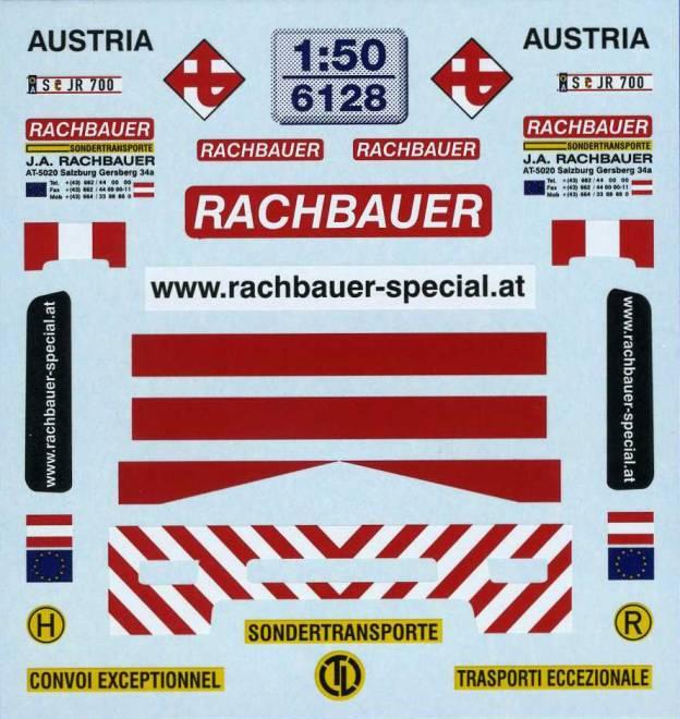 Rachbauer Special, Österreich