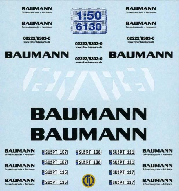 Baumann, Bonn