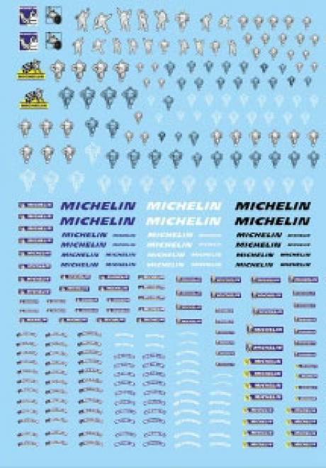 Reifen Michelin 2 (140x90 mm)