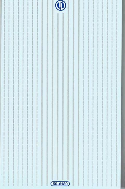 Lkw-Reflexstreifen - Silber