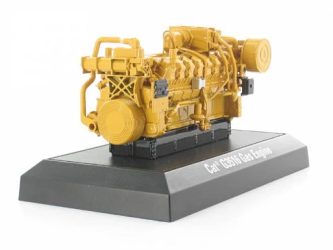 G3516 gas engine