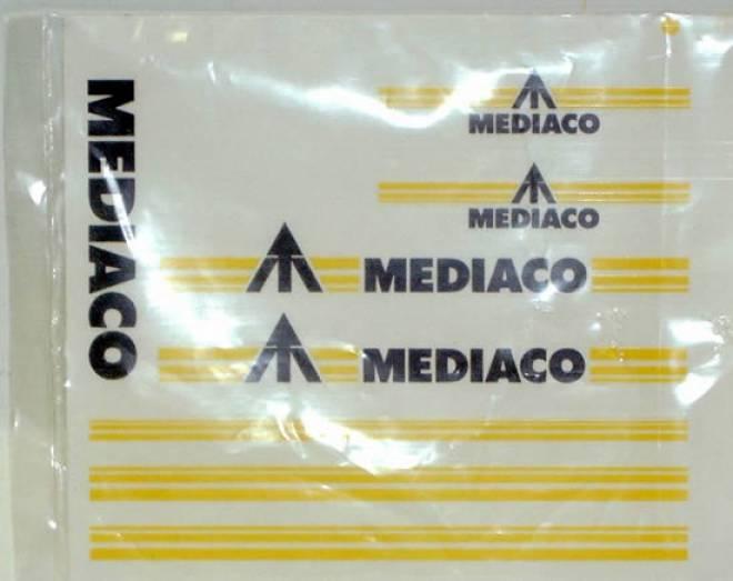 bogen (8 stück) -MEDIACO- französische Kranfirma