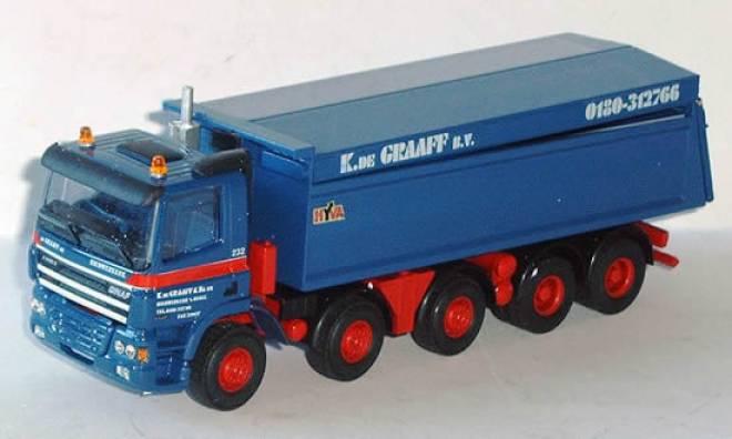 X 5450 S mit 5achs mit Abdeckung für die Mulde -Nieuwerkerk-