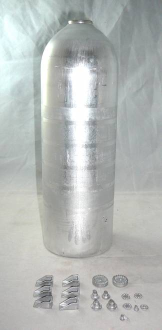 Ladung Bausatz /Kit 18 Teilig