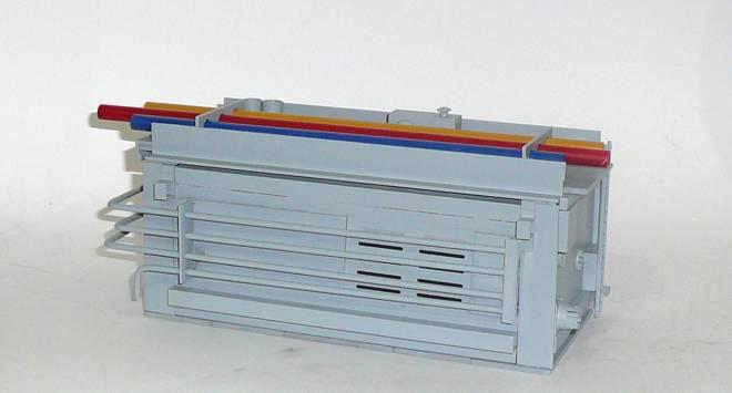 Industrieboiler 22x10x9 cm