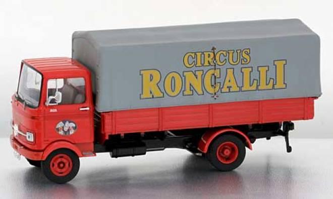LP608 Plane LKW 'Roncalli'