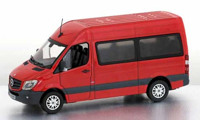 Sprinter Bus facelift