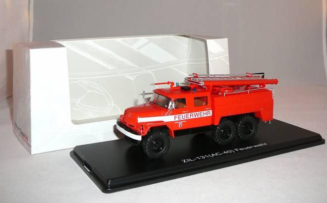 131 -AC-40- Feuerwehr Pouch