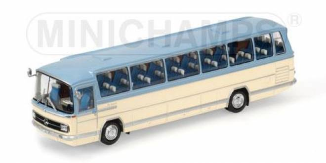 O 302 - BUS - 1965 - BLUE/CREAM L.E.