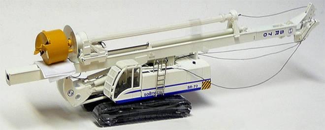 SR-70 Bohrung und Grundlagengerät