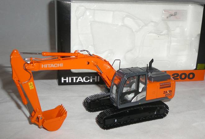Zaxis 200-5 B