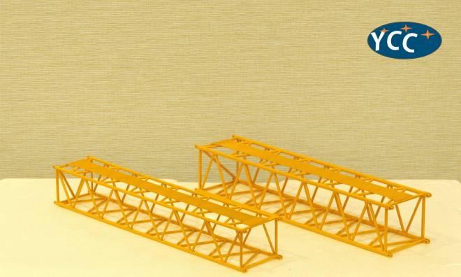Boom section kit for YC780-SW-2 RAL1007 (1x 14m S type , 1x 14m L type )