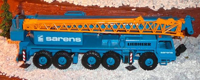 LTM 1090/1 -Sarens- (ohne Karton/without box) (Eigenbau/Self-'s building)