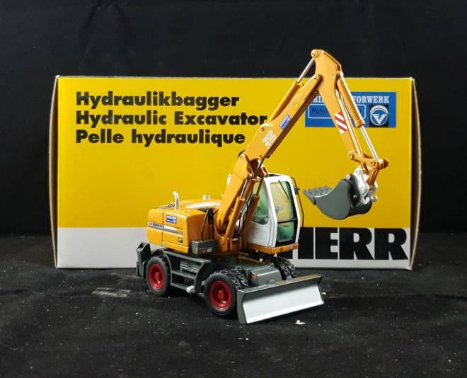 Hydraulikbagger 312 Litronic