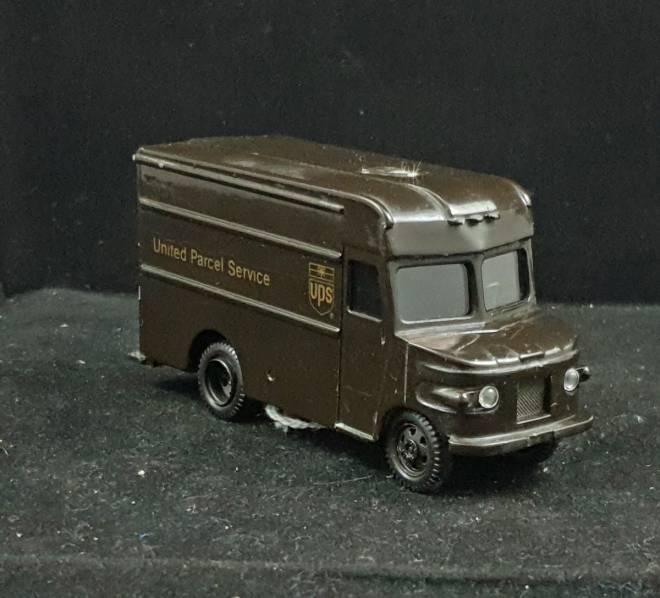 UPS Lieferwagen