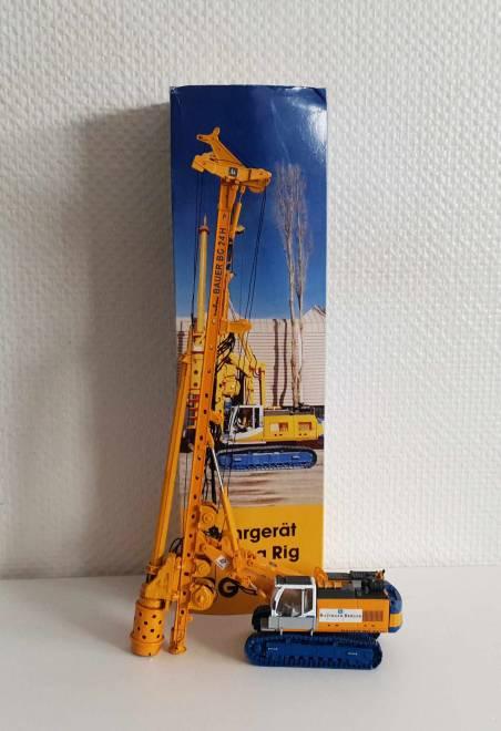 Drilling Rig BG 24 H   mit OVP