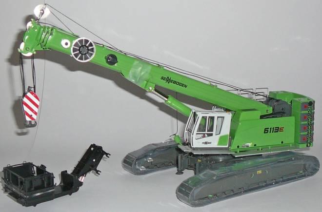 Teleskopkran 6113 E-Serie