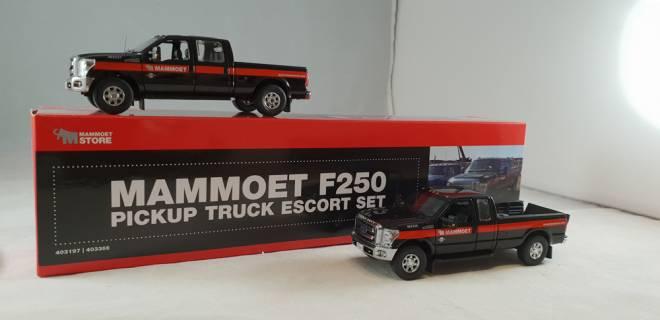 F250   TRUCK ESCORT SET