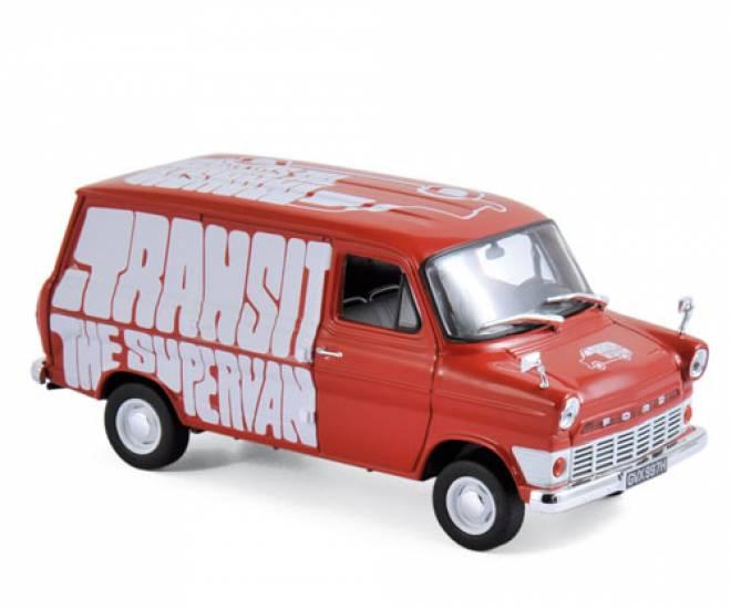 Transit Van 1965
