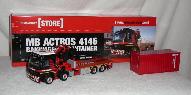 Actros 4146