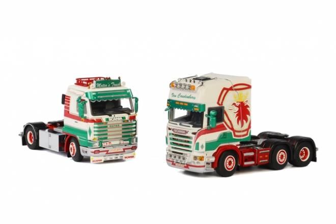 R Topline + Scania 3 serie Streamline