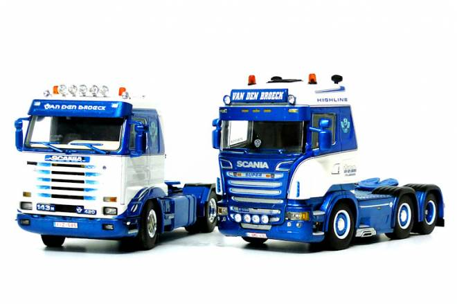 R 6 Highline 6x2 + Scania Streamline