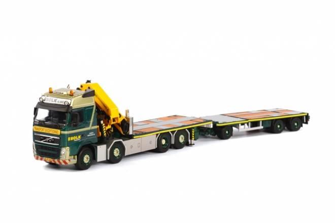FH GL Rigid Palfinger Crane + Jumbo