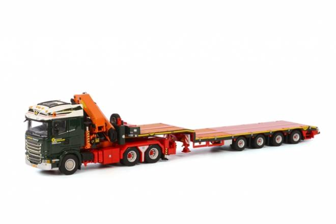 R Streamline Highline Semi Lowloader