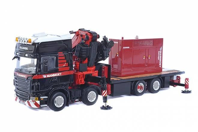 R480 8x2 + generator