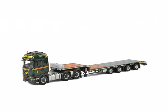 R Streamline Highline Semi Lowloader 4 axle