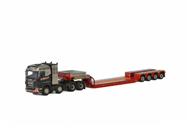 R5 Highline Nooteboom Euro-PX Lowloader - 4achs