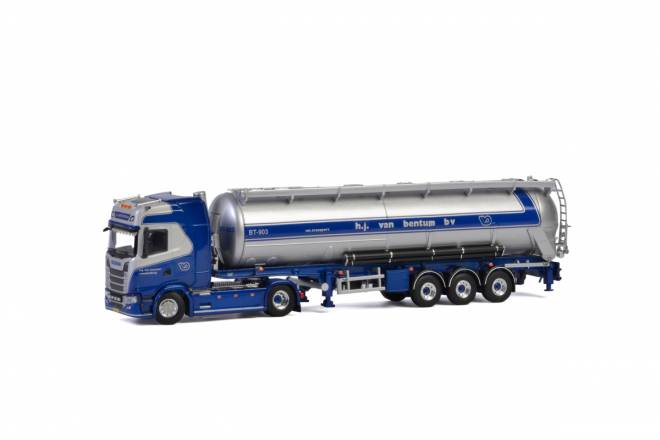 S Highline CS20H Bulk trailer
