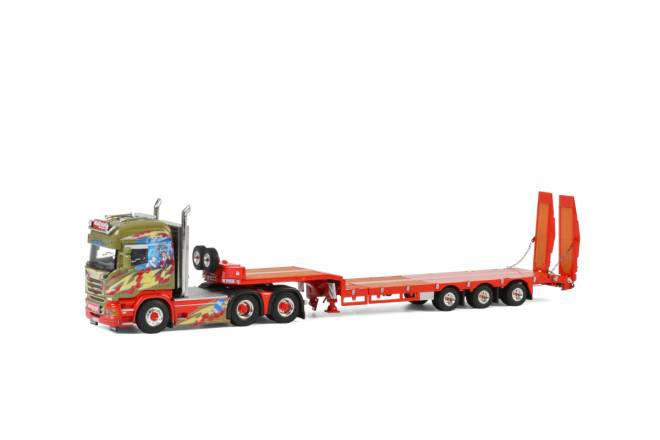 Streamline Highline Semi Lowloader - 3achs