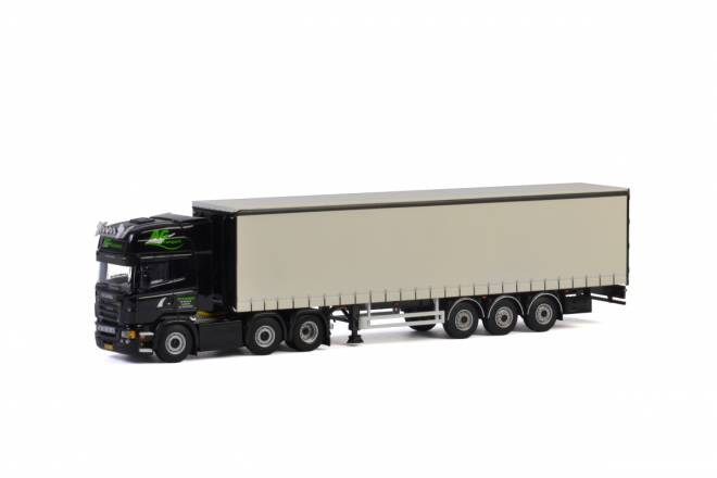 R5 Topline Curtainside Trailer - 3achs  AG Transport