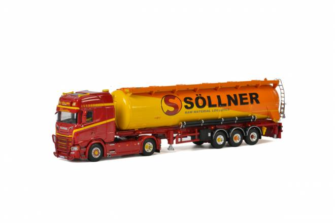 S Highline | CS20H Bulk Trailer / Tipper - 3achs