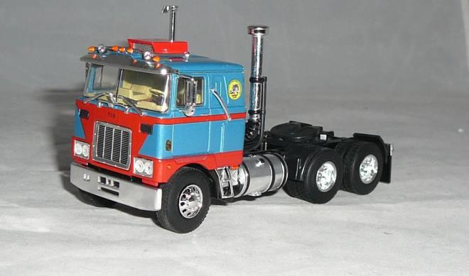 F 700 6x4  Truckers International Association CowBoy Club