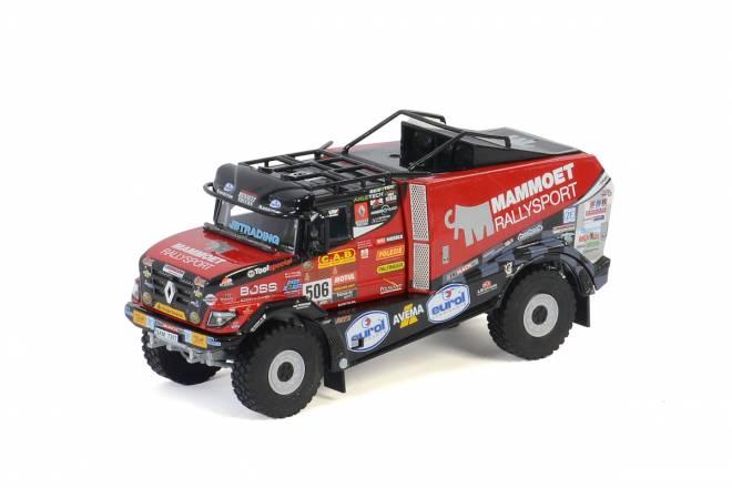 Truck 2020 Mammoet Rallysport Sherpa