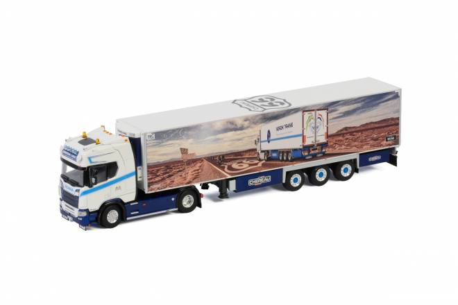R HIGHLINE | CR20H 4X2 REEFER TRAILER - 3 AXLE