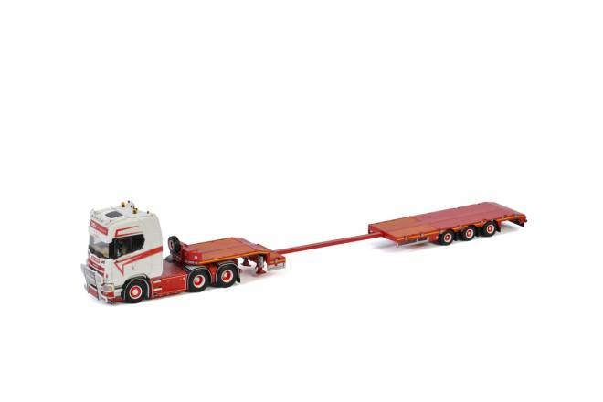 S HIGHLINE | CS20H 6X2 TAG AXLE SEMI LOW LOADER - 3 AXLE