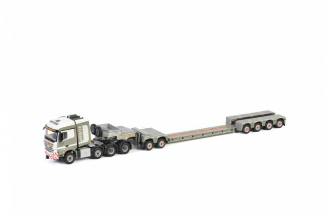 AROCS MP4 2.300 STREAM SPACE 8X6 LOW LOADER