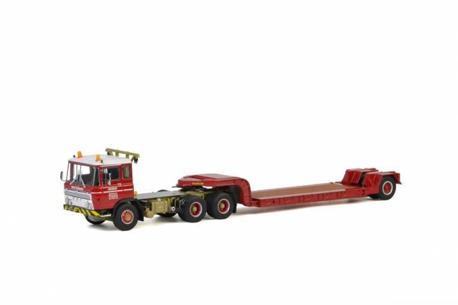 2600 6x2 TAG AXLE LOWLOADER ODU -KNT Red Line