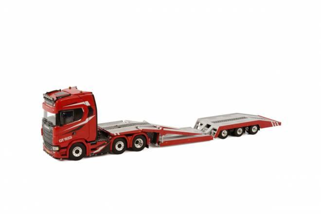S HIGHLINE 6X2 Trucktransporter