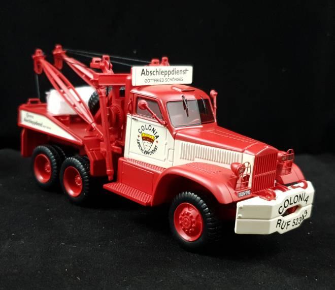 T969 Wrecker