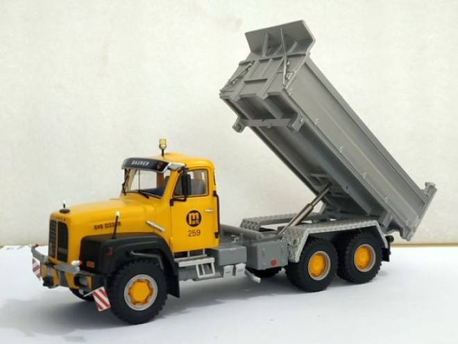 D330 Hauber 6x6