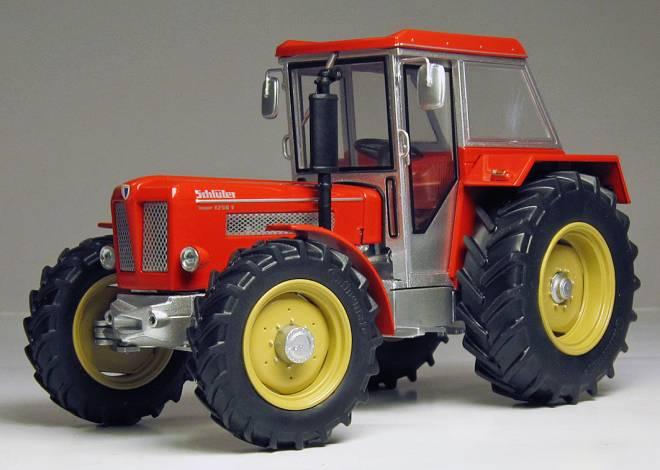 Super 1250 V mit Kabine