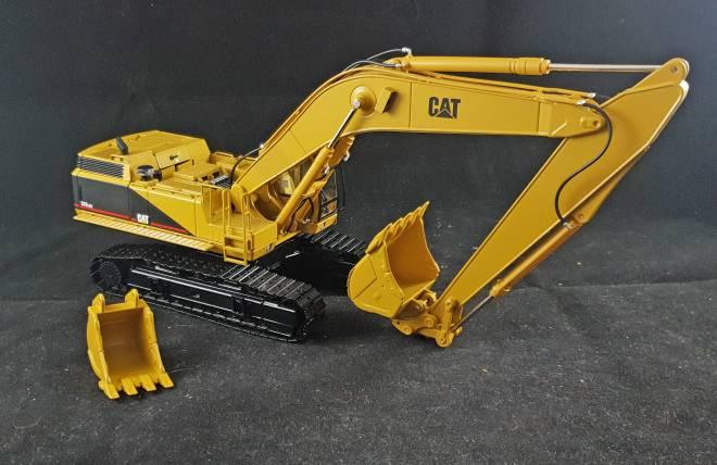 375L Hydraulic Excavator