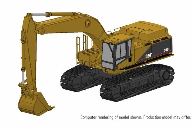 350L Hydraulic Excavator