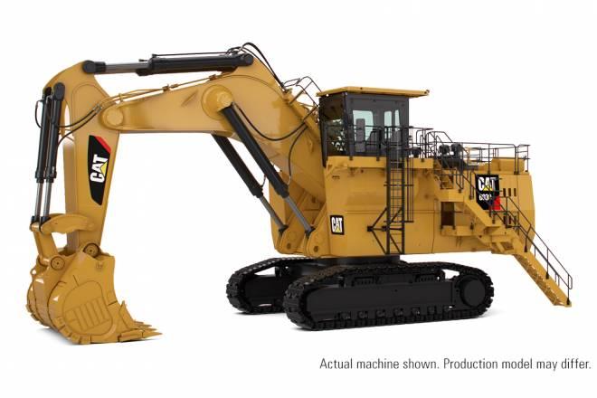 6030 Hydraulic Shovel